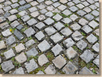 failed granite setts