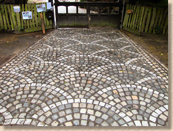 fan pattern setts