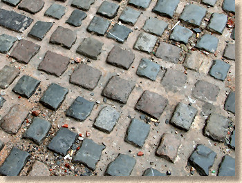 reconstructed setts