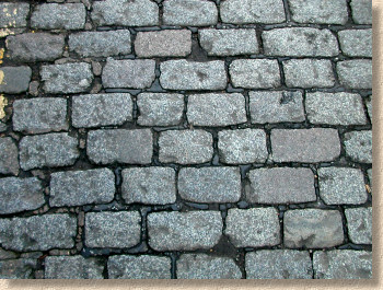 pitch jointed setts
