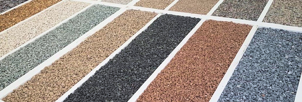 Decorative Aggregates from Breedon Group