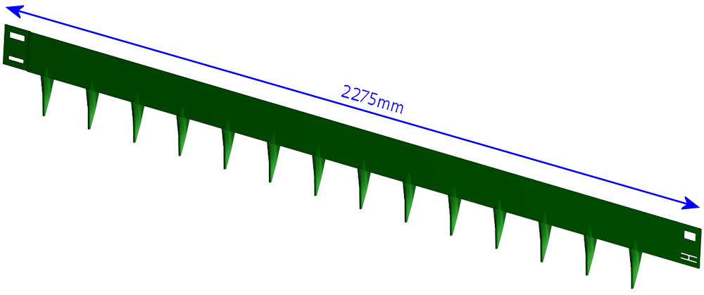 Extra long Core Edge HD section