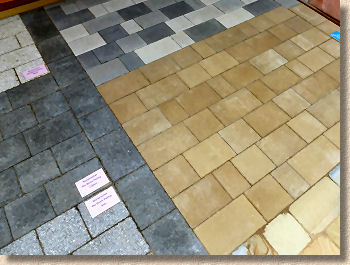 block paving choice