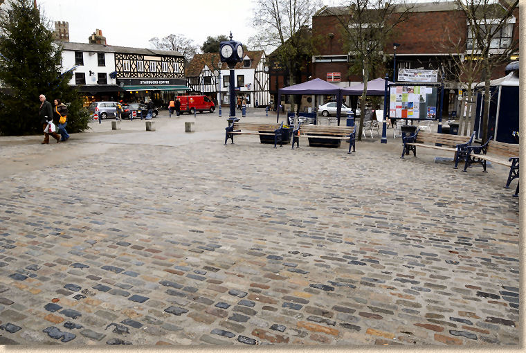 Hitchin Market Square
