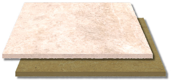 thickness of porcelain paving