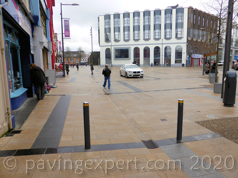 civic paving