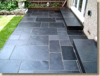 A Special Sealant Colour Enhancer Treated Limestone