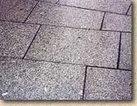 granite flagstones