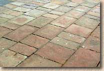 coursed paving