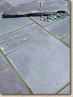 Roman Slate   A Random Riven Paving Ideal For Patios
