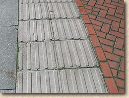 directional paving