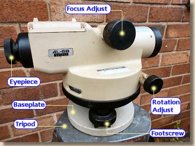 Automatic Level Surveying Automatic Level