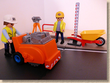 playmobil roadsaw