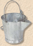 spouted bucket